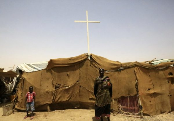 Christians in South Sudan. (photo credit:REUTERS)